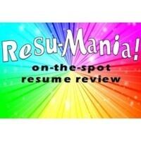 Resu-Mania: On-the-Spot Resume Review