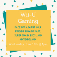 Wii-U Gaming