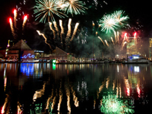 Baltimore Independence Day Fireworks Cruise