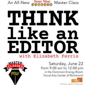 June Master Class: Think Like an Editor with Elizabeth Ferris