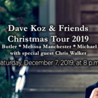 Dave Koz and Friends: Christmas Tour 2019