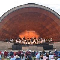 BC Symphonic Band: Annual Hatch Shell Concert