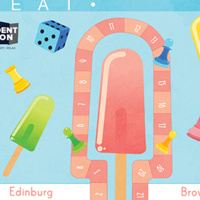Student Union: Board Games and Paletas