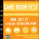 Student Union: Game Room Fest