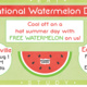 Student Union: National Watermelon Day