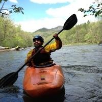 Beginner Whitewater Kayak #2