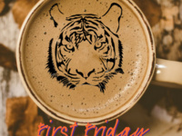First Friday Coffee & Conversations