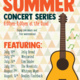 Summer Quad Concert!