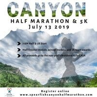 Spearfish Canyon Half Marathon & 5K