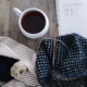 Knitting and Tea