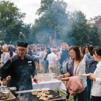 Opening Day Picnic for New Students and Families