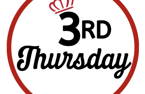 Third Thursday Pop Up Sales at the Queen of Hearts