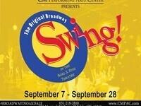 CMPAC Presents: Swing! In The Noel S. Ruiz Theatre