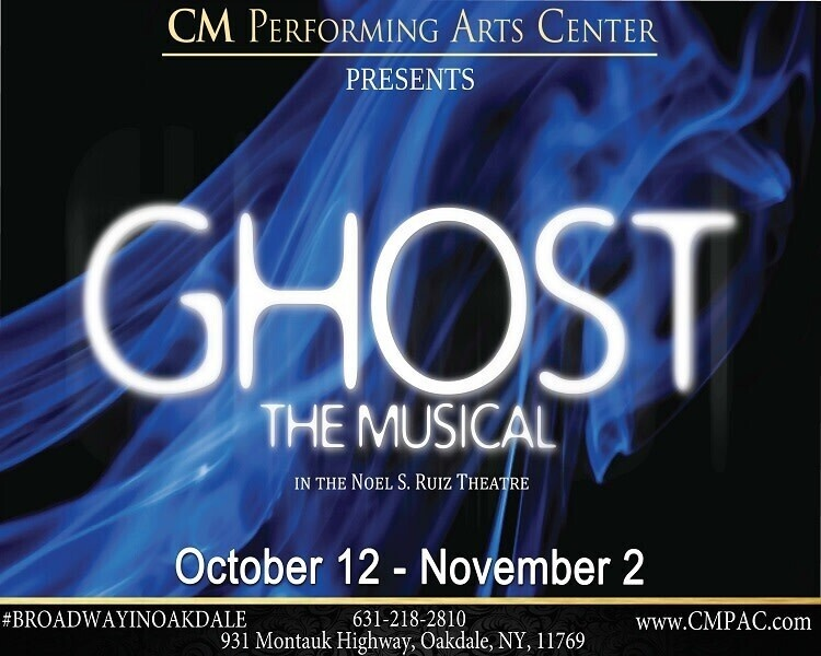 CMPAC Presents: Ghost, The Musical In The Noel S. Ruiz Theatre