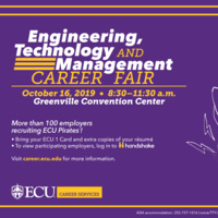 Engineering, Technology & Management Career Fair