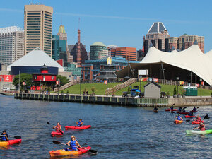 Inner Harbor Kayaking Tou