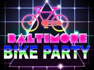 Go with Mixolo - Baltimore Bike Party