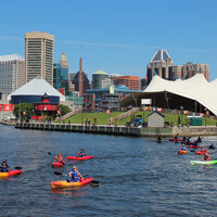 Inner Harbor Kayaking Tour