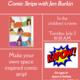 Comic Strips Workshop for Kids