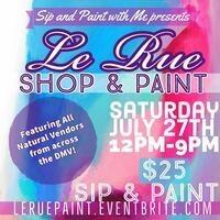 Le Rue Shop & Paint