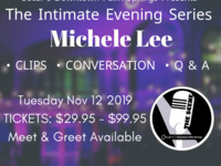 Intimate Evening with Michele Lee
