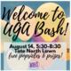 Welcome to UGA Bash!
