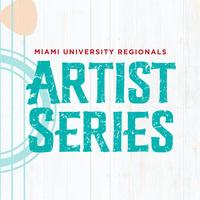 Photo of the Miami University Regionals Artist Series logo.