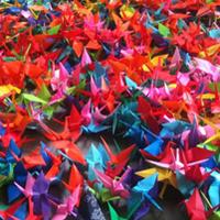 Kids Event- Create a Crane or 1,000 (Origami Project)