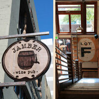 Firsty Fourth Friday at Jamber Wine Pub