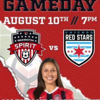 Washington Spirit vs Chicago Red Stars