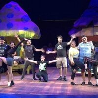 "Theatre for Young Audiences presents ""A Year with Frog and Toad"""