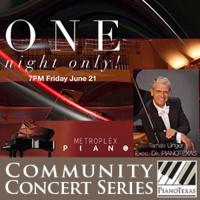 Community Concert Series-Young Artists-Metroplex Piano - Keller