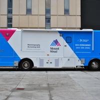 Mobile Mammography Van/Mamografía Móvil: Fordham University - Manhattan