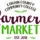Farmers Market at LCCC