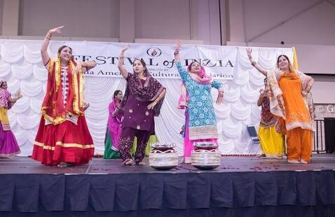 23rd Annual Festival of India