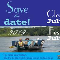 Cedar River Festival Group's Annual Cleanup