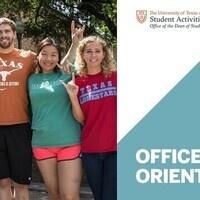 Officer Orientation