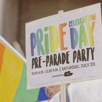 Pride Celebration Day