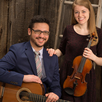 Eastman Performing Arts Medicine: Patrick and Julia Peralta - guitar and violin duo