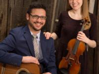 Eastman Performing Arts Medicine: Patrick Peralta, guitar and Julia Peralta, violin