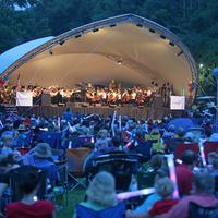 Three Chopt Festival featuring the Richmond Symphony Big Tent