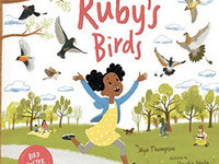 """Reading & Signing for Children's Book: """"Ruby's Birds"""""""