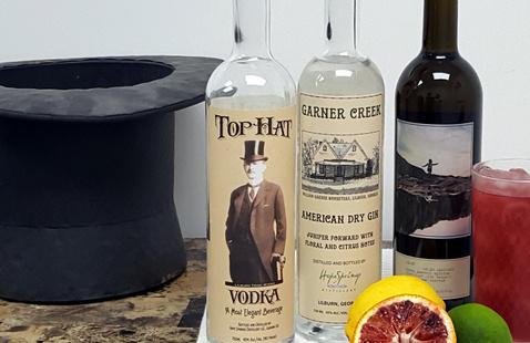 Hope Springs Distillery Tasting Room
