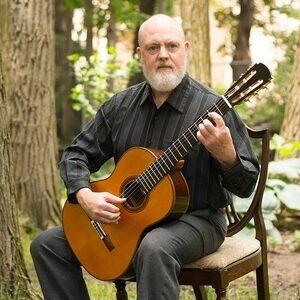 Master class: James Marron, classical guitar