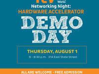 Networking@Rev: Hardware Accelerator Demo Day
