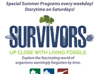 """Survivors"" Special Exhibit Guided Tour"