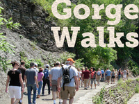 James Potorti Interpretive Gorge Walk - Watkins Glen State Park