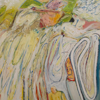 UT Downtown Gallery Artist Reception with Howard Hull