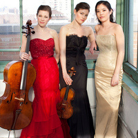 Chamber Music Concerts Presents the Claremont Piano Trio
