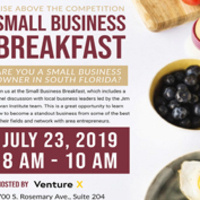 Small Business Breakfast